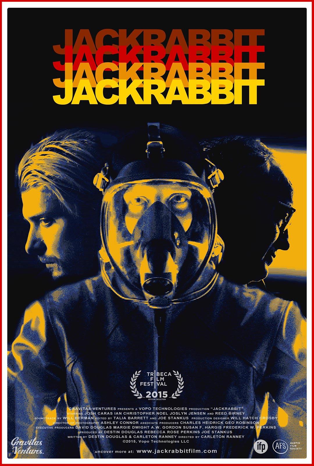 Jackrabbit Poster #1