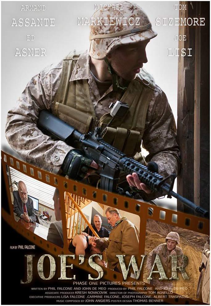 Joe's War Poster #1