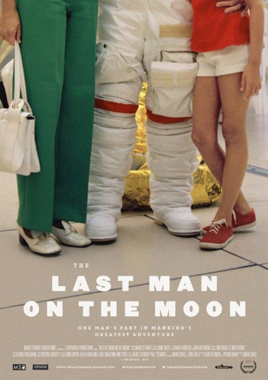 The Last Man on the Moon Poster #1
