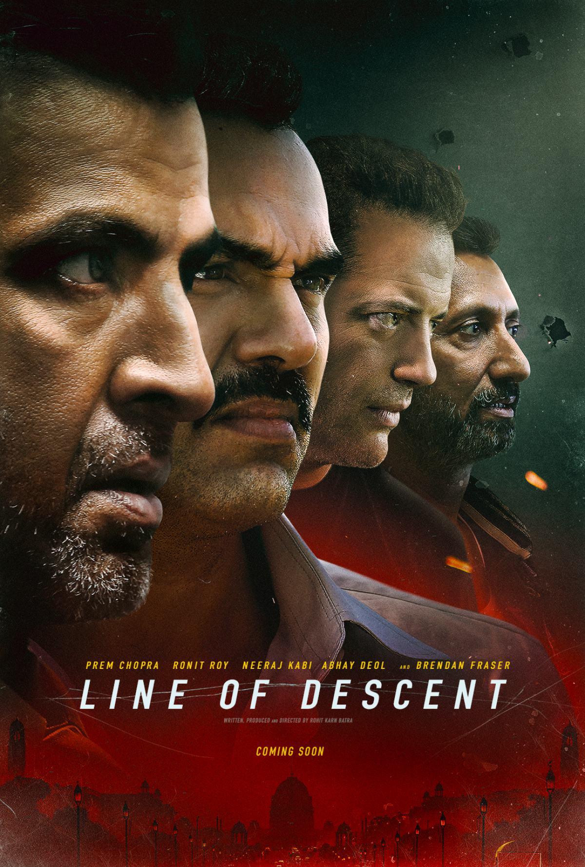 Line of Descent Poster #1