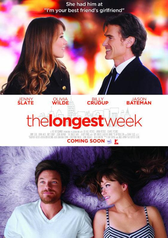 The Longest Week Poster #1