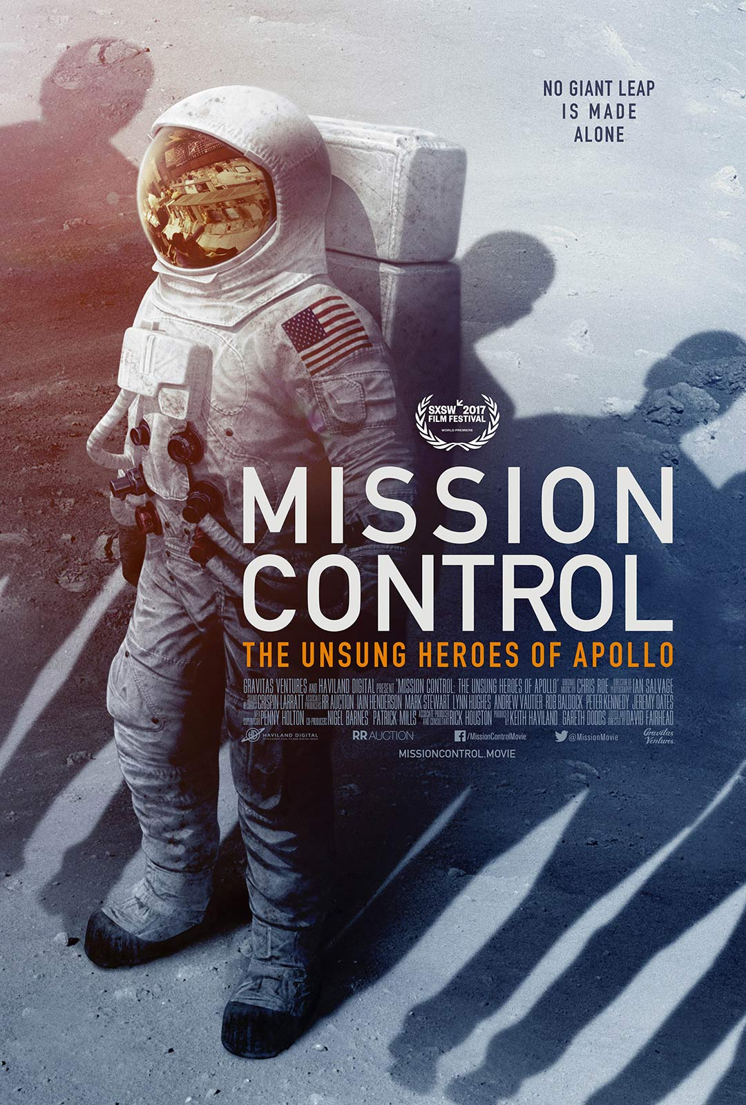 Mission Control: The Unsung Heroes of Apollo Poster #1