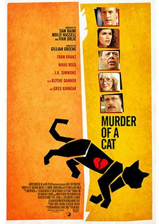 Murder of a Cat Poster #1