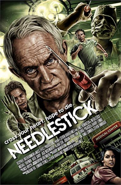 Needlestick Poster #1