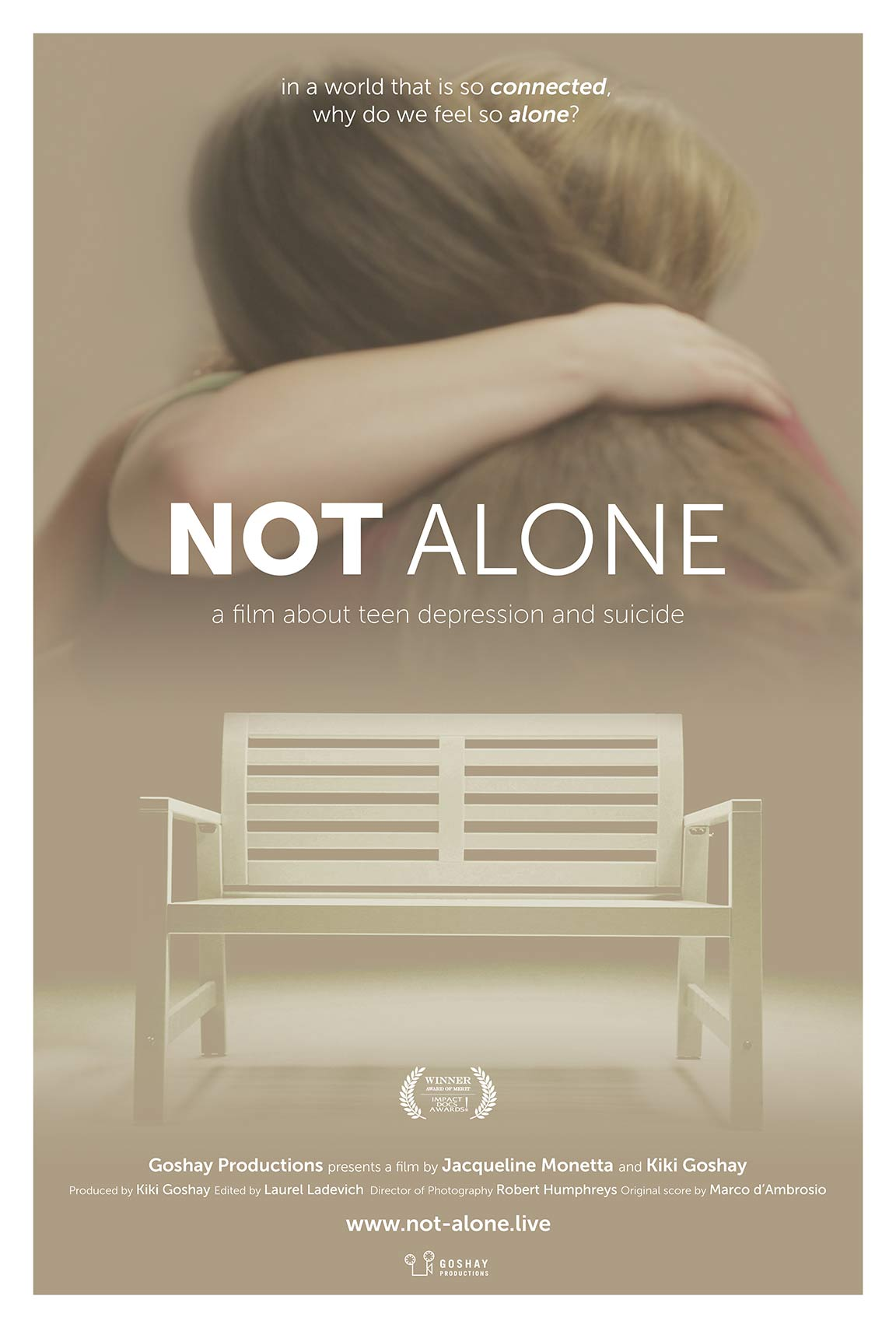 Not Alone Poster #1
