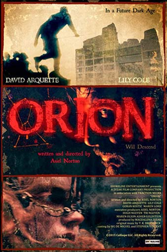 Orion Poster #1