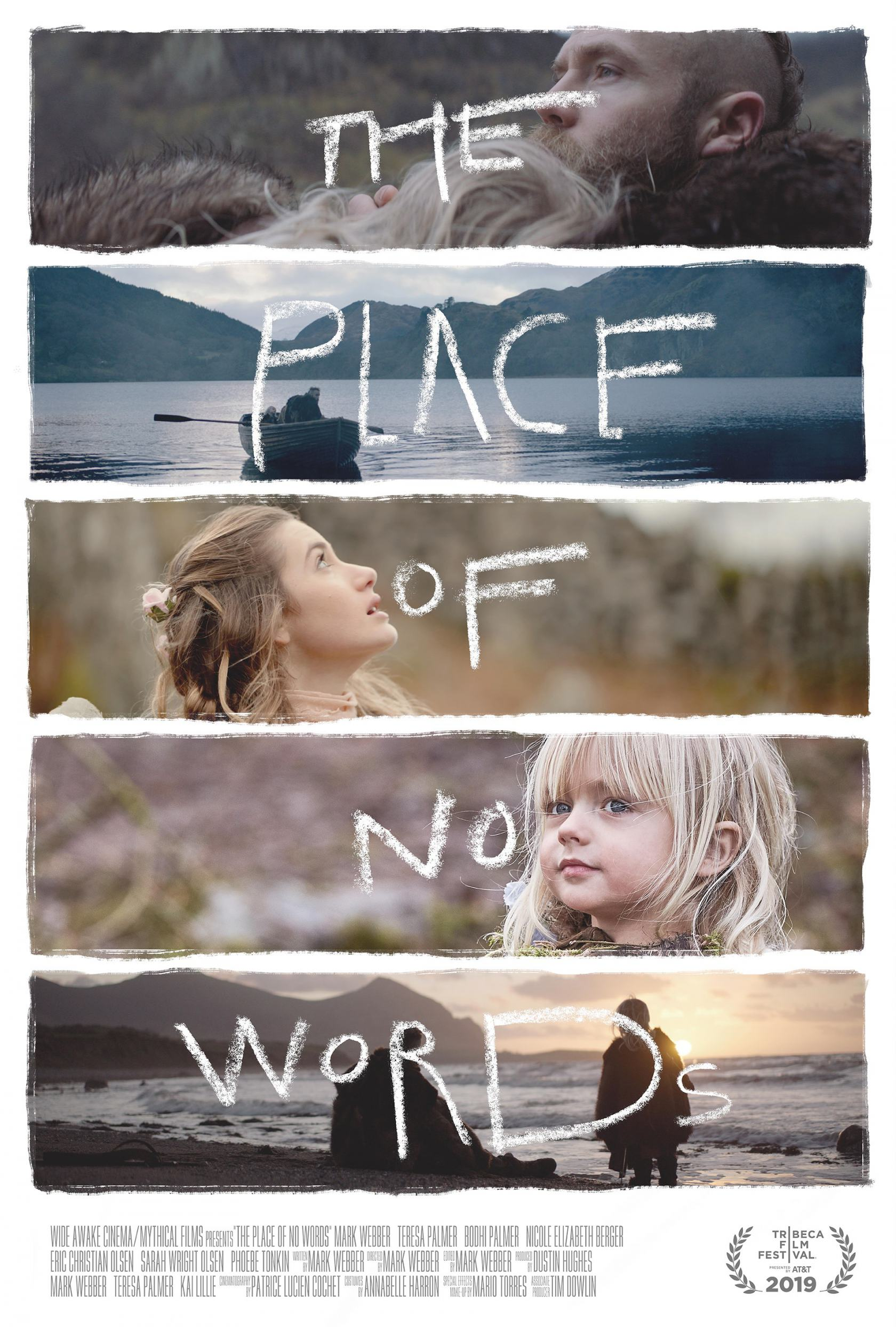 The Place of No Words Poster #1