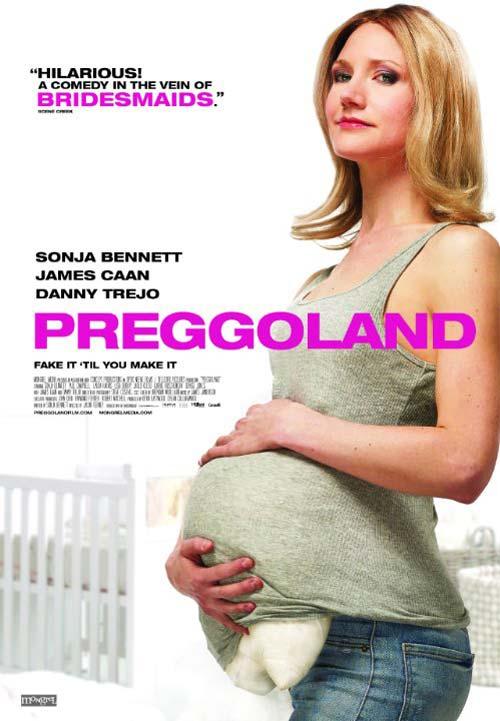 Preggoland Poster #1