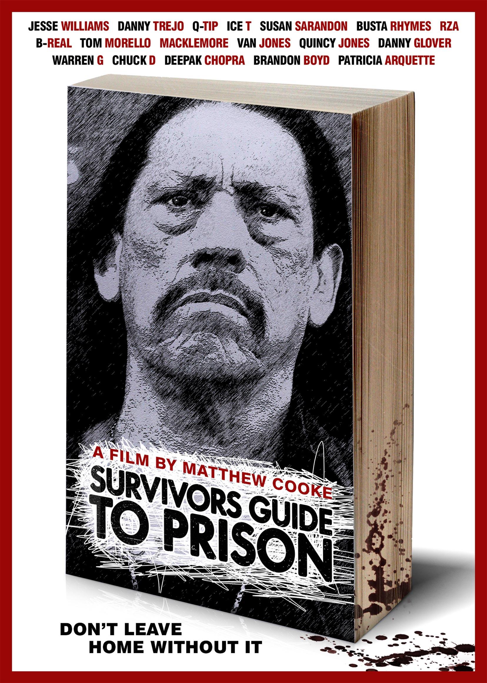 Survivors Guide to Prison Poster #1