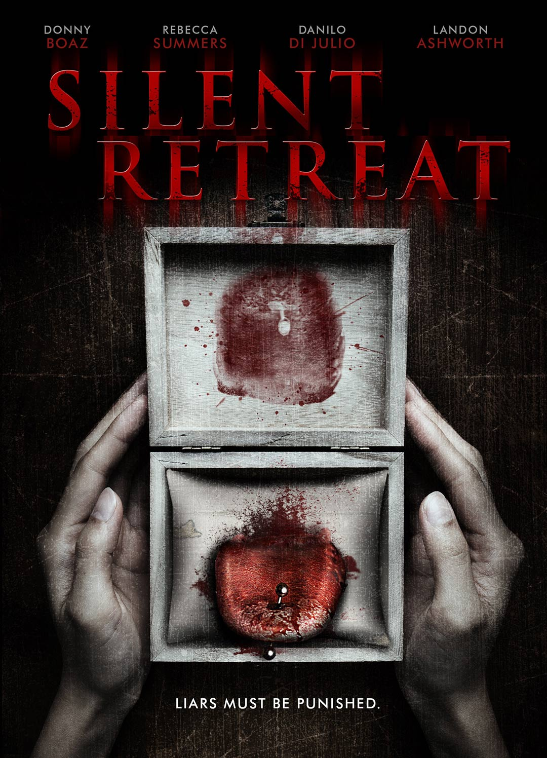 Silent Retreat Poster #1