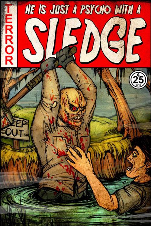 Sledge Poster #1