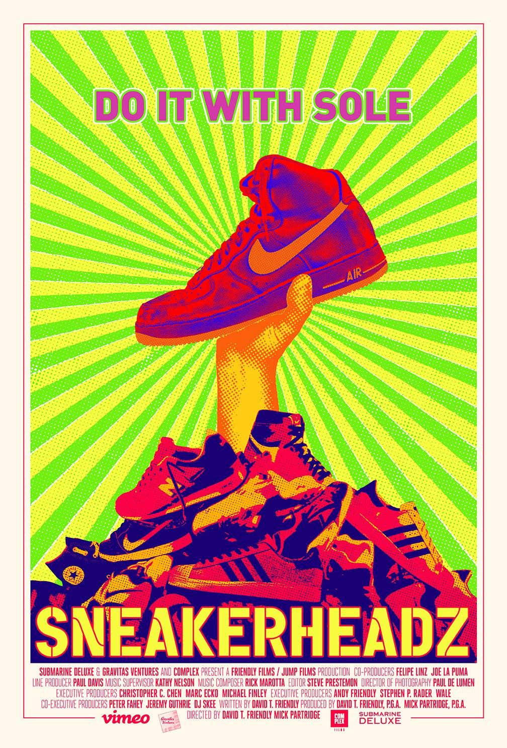 Sneakerheadz Poster #2