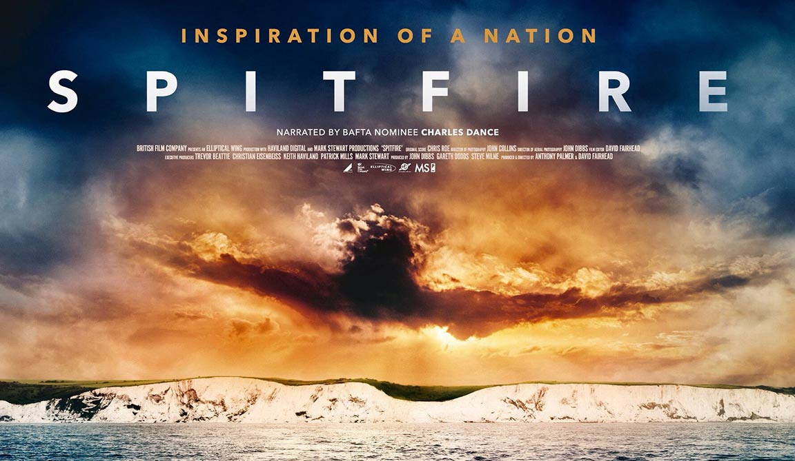 Spitfire Poster #1
