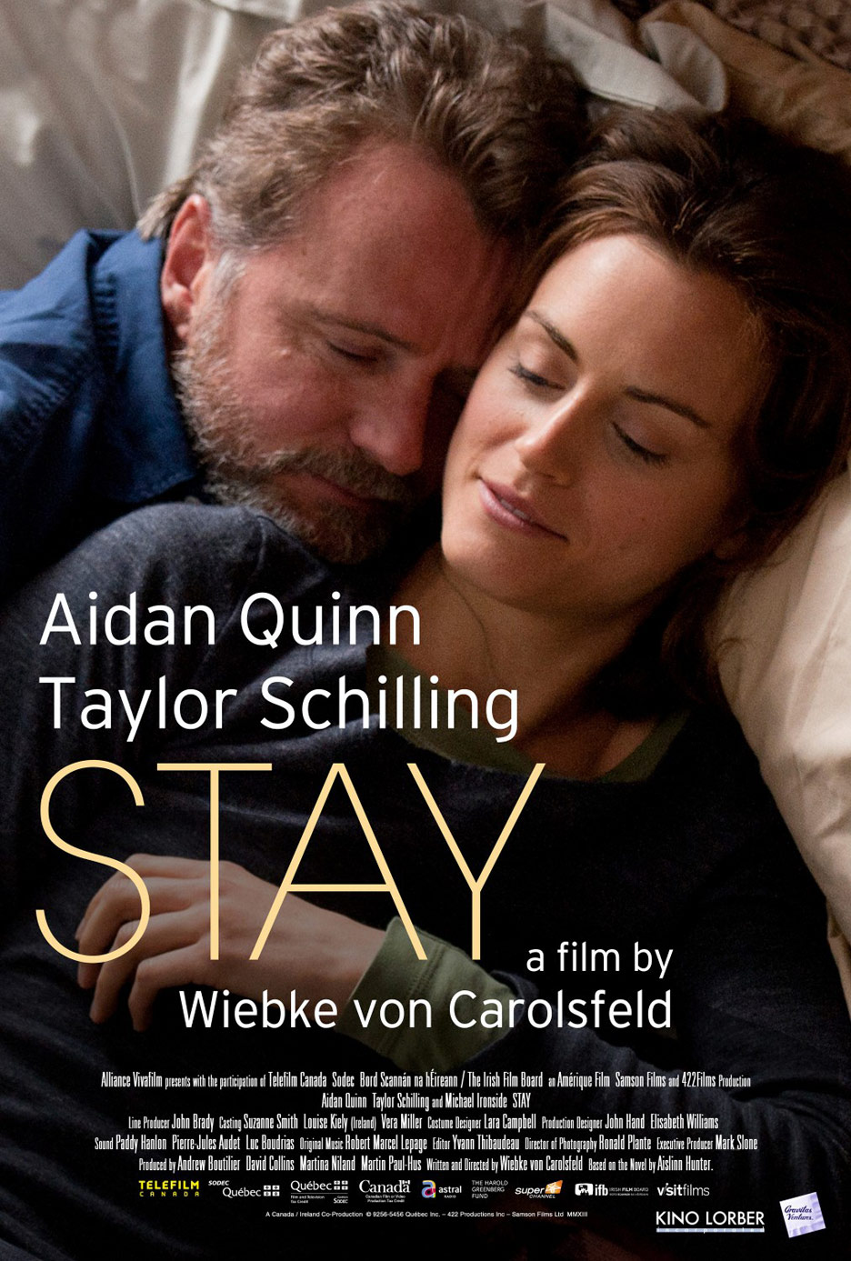Stay Poster #1