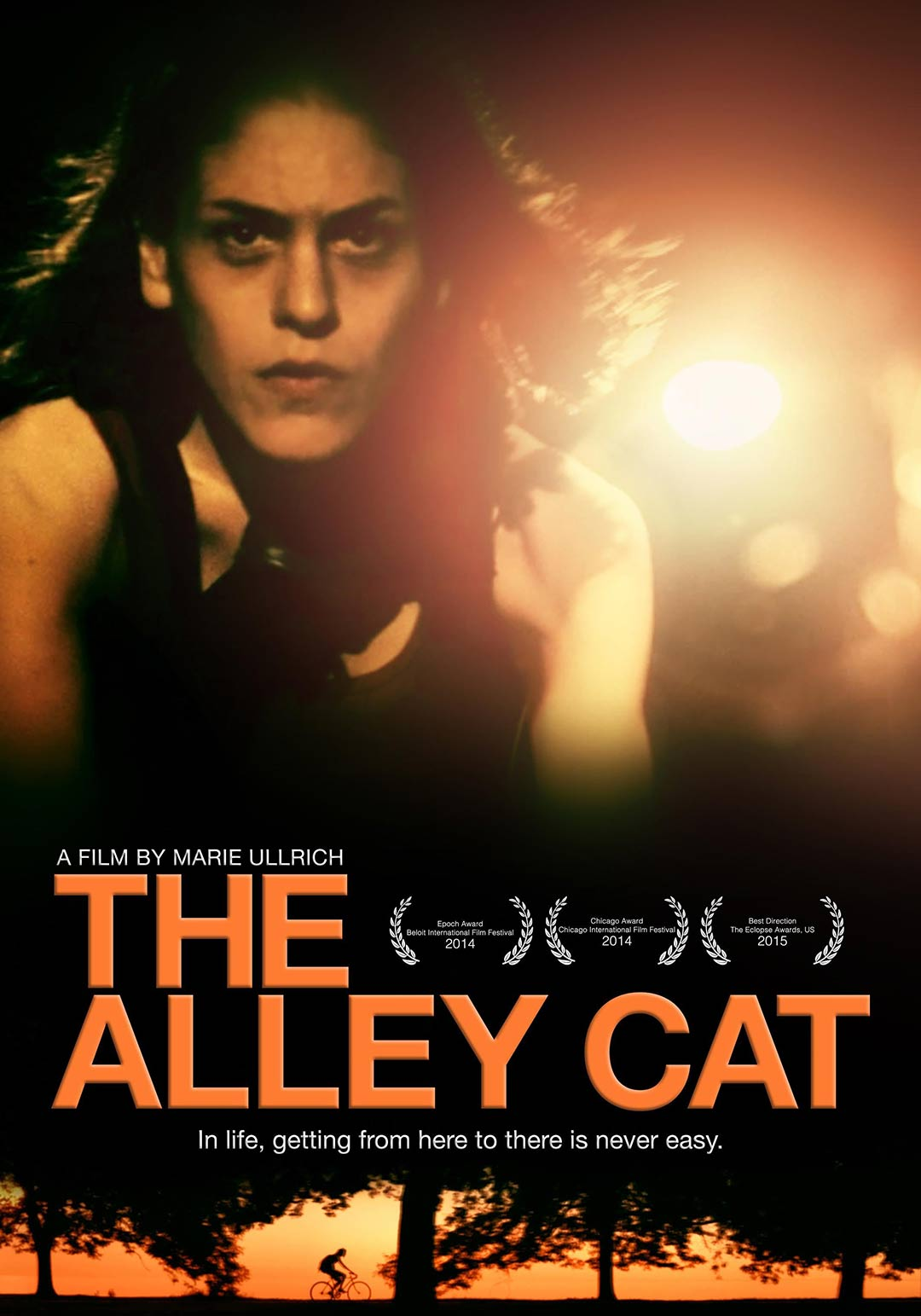 The Alley Cat Poster #1