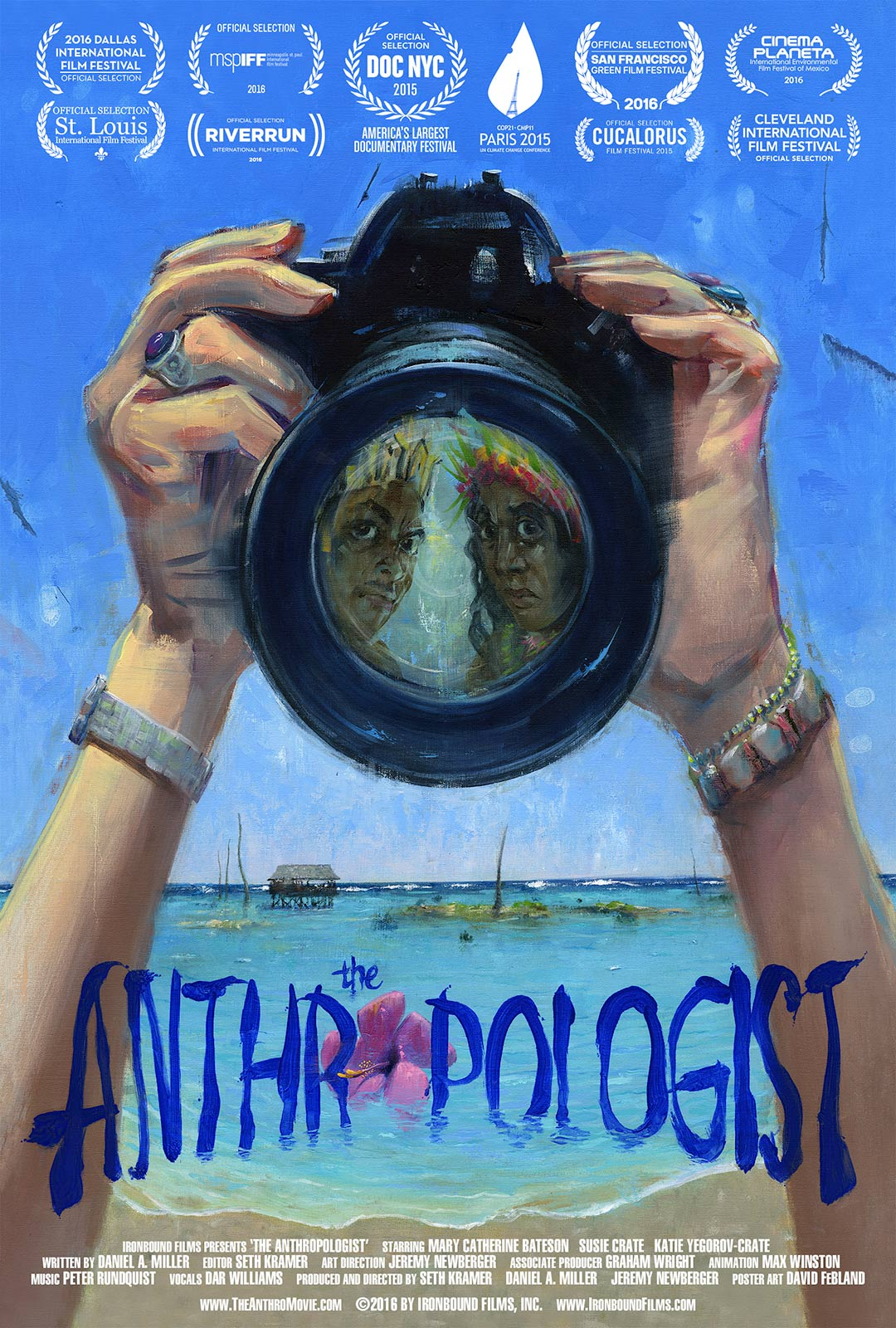 The Anthropologist Poster #1