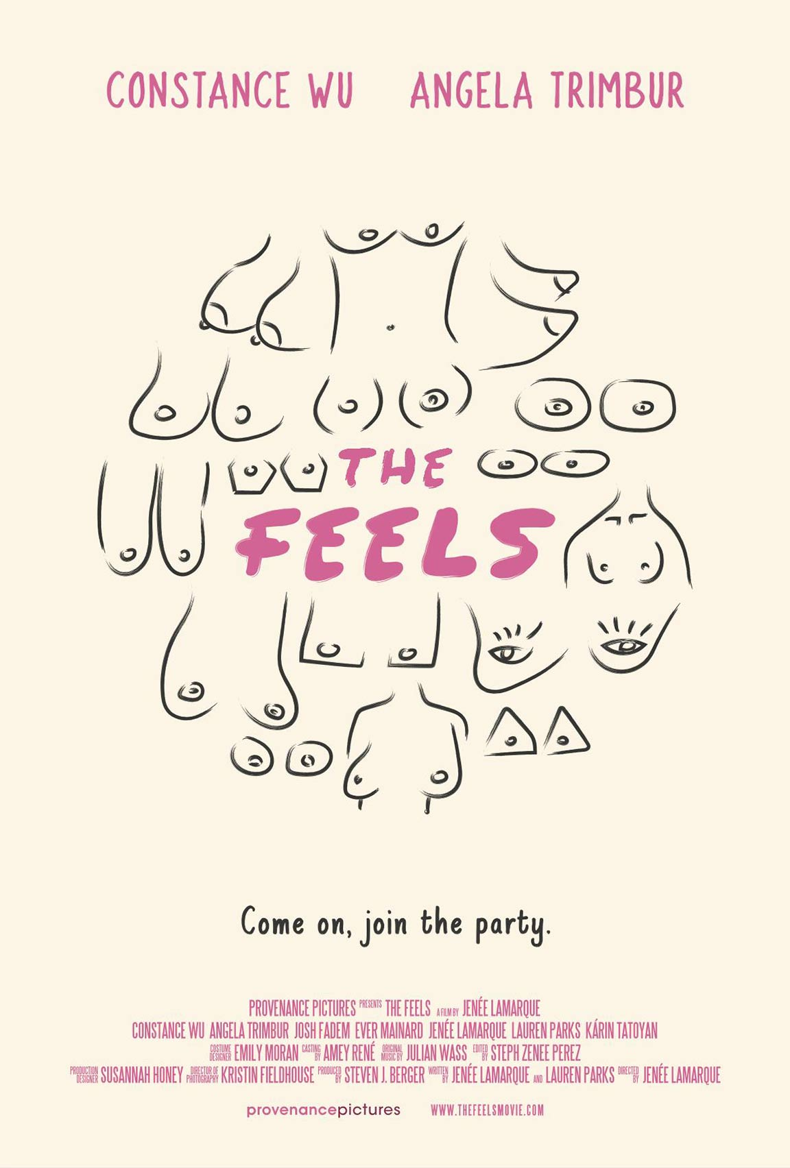 The Feels Poster #1