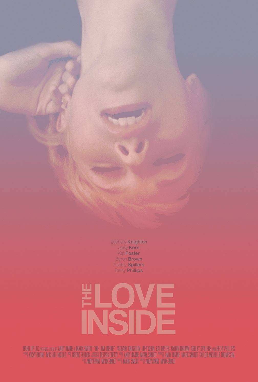 The Love Inside Poster #1