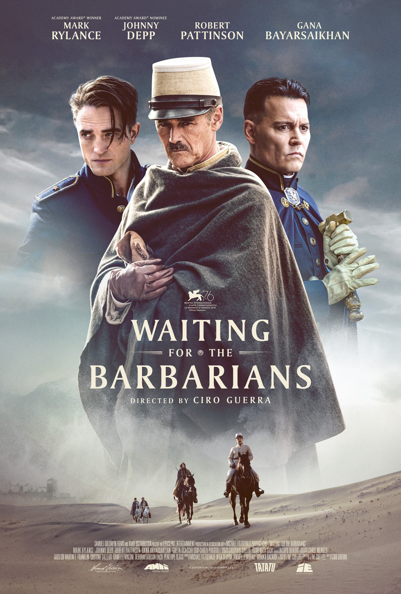 Waiting for the Barbarians Poster #1
