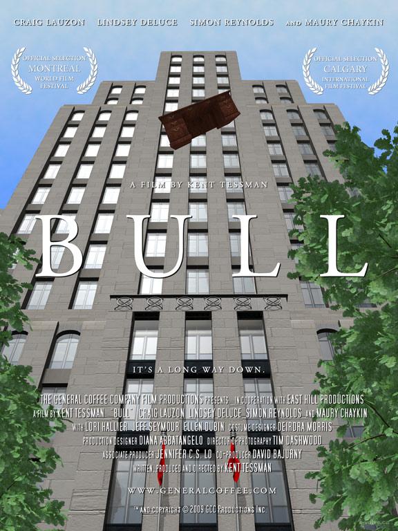 Bull Poster #1