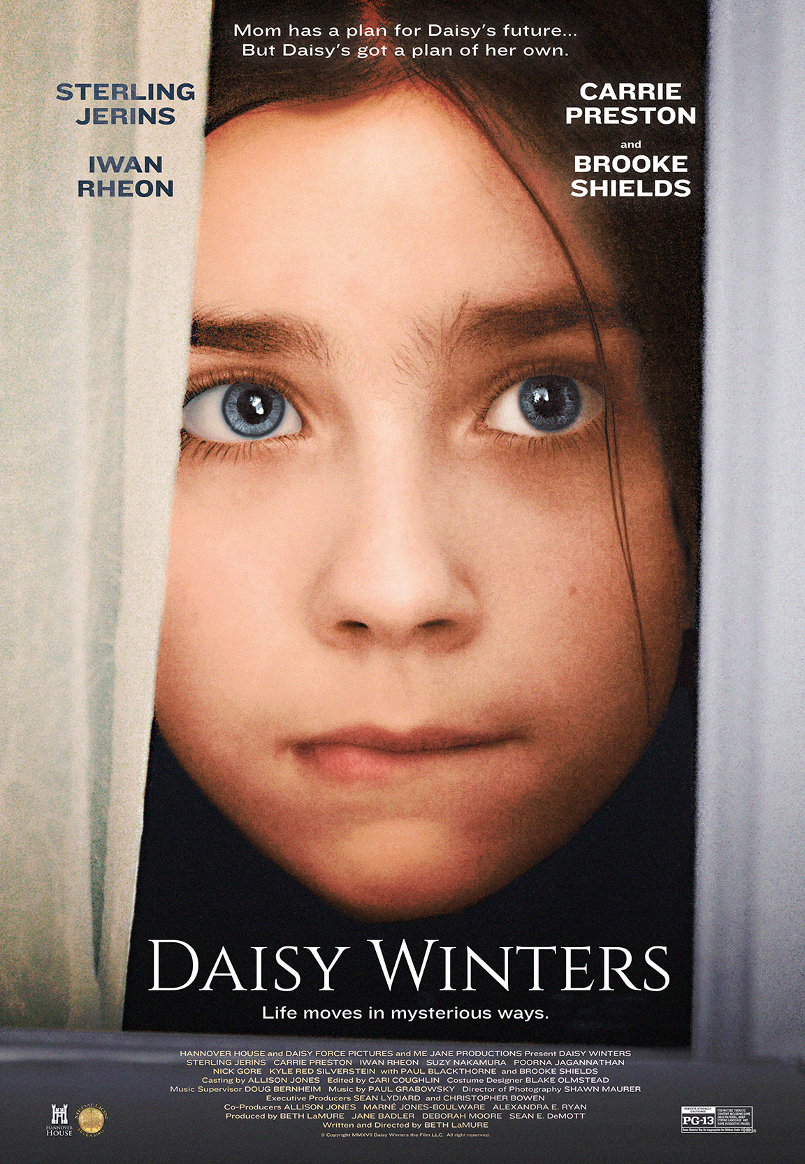 Daisy Winters Poster #1