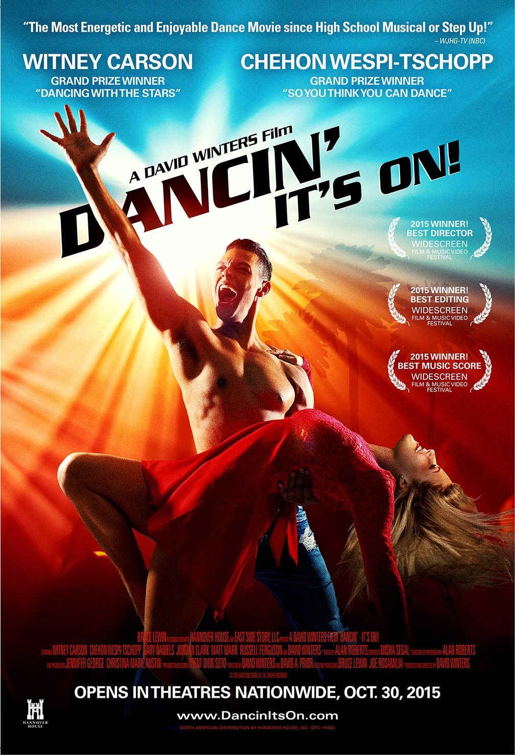 Dancin' It's On Poster #1