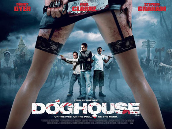 Doghouse Poster #2