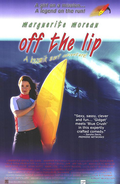 Off the Lip Poster #1