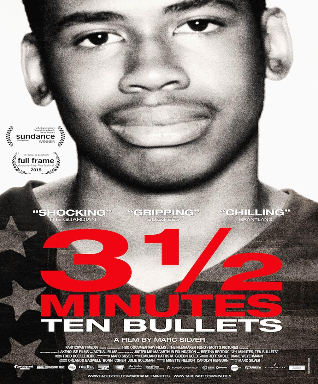 3 1/2 Minutes, Ten Bullets Poster #1