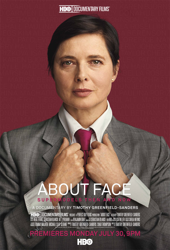 About Face Poster #3