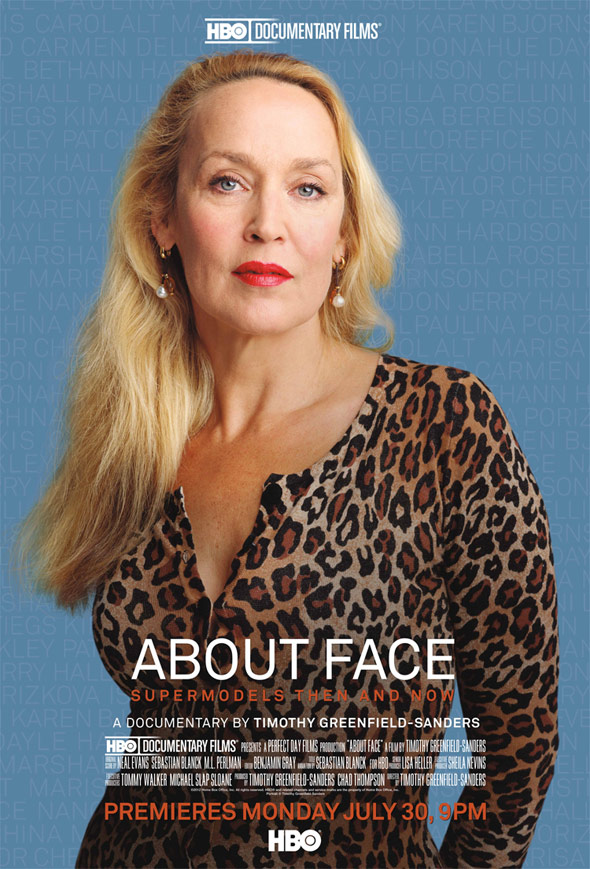 About Face Poster #4