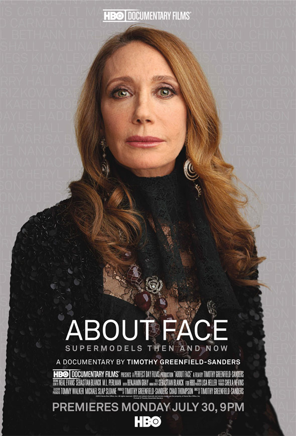 About Face Poster #6