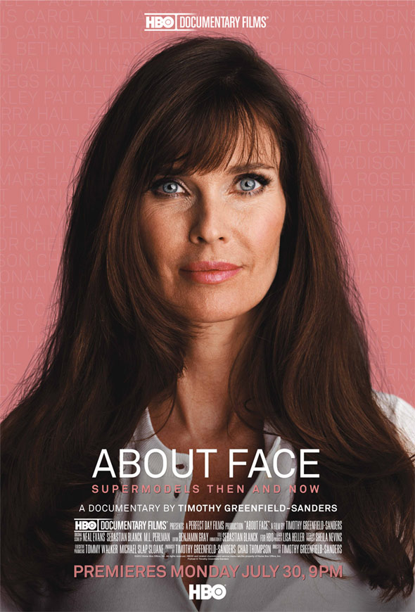 About Face Poster #1