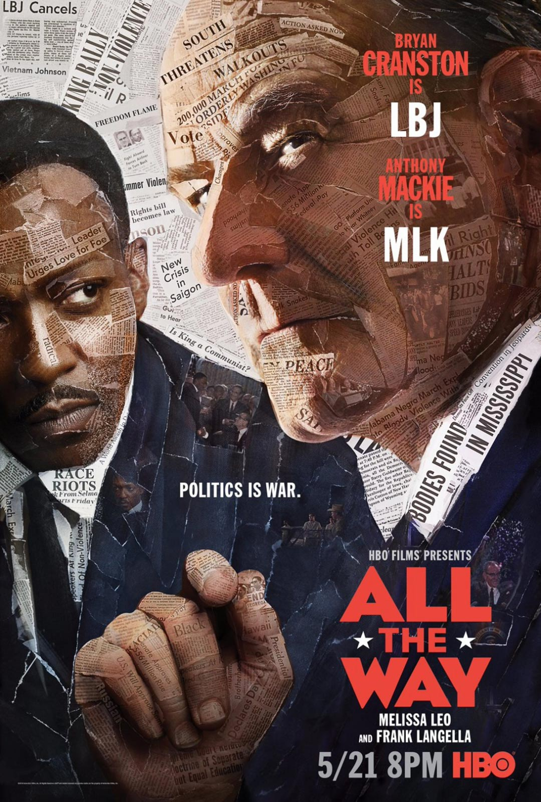 All the Way Poster #1