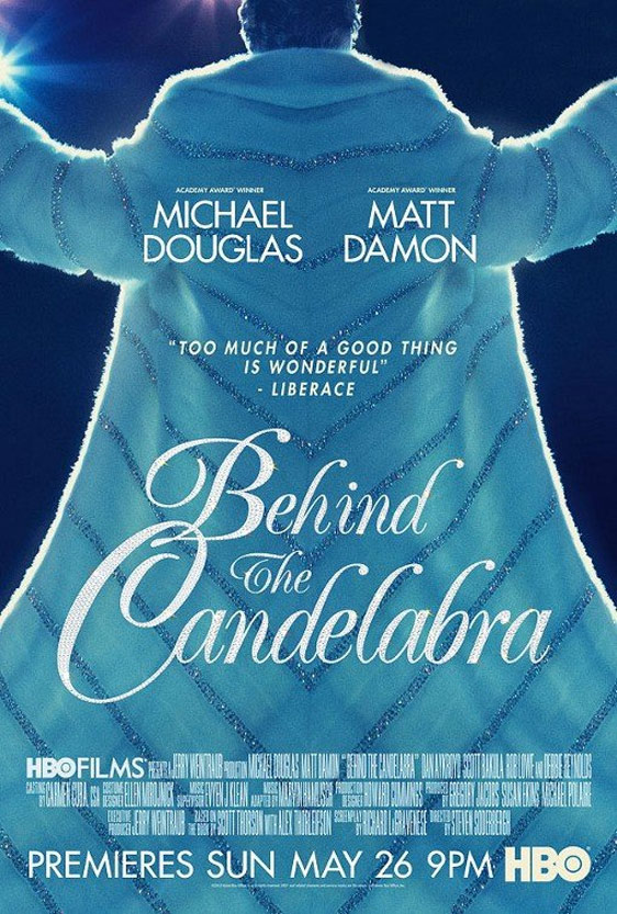 Behind the Candelabra Poster #1