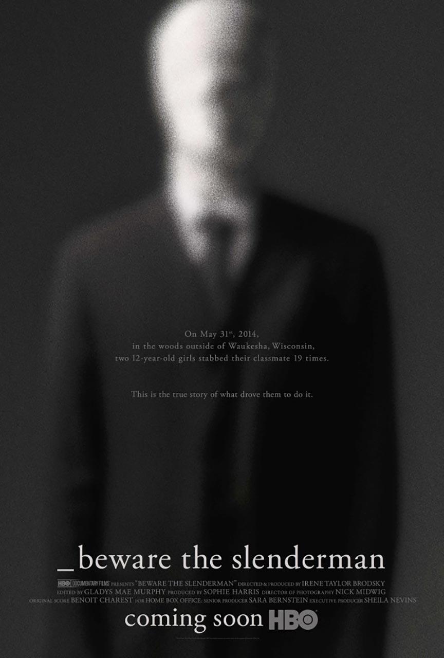 Beware the Slenderman Poster #1