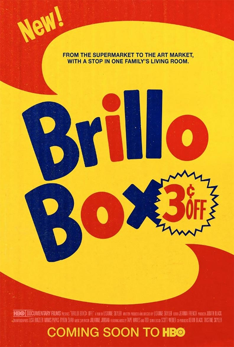 Brillo Box (3 ¢ off) Poster #1
