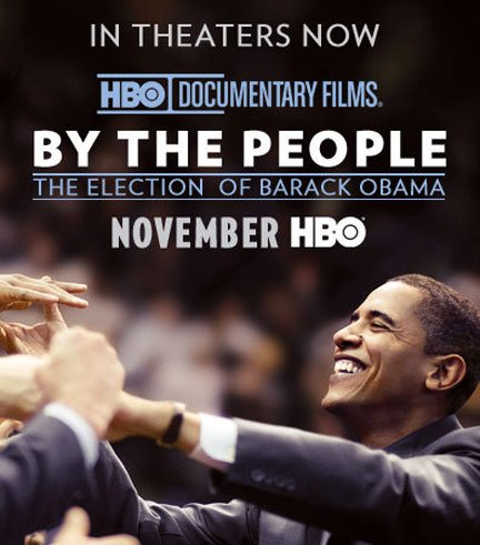 By the People: The Election of Barack Obama Poster #1
