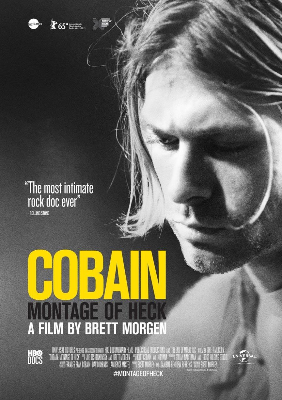 Kurt Cobain: Montage of Heck Poster #1