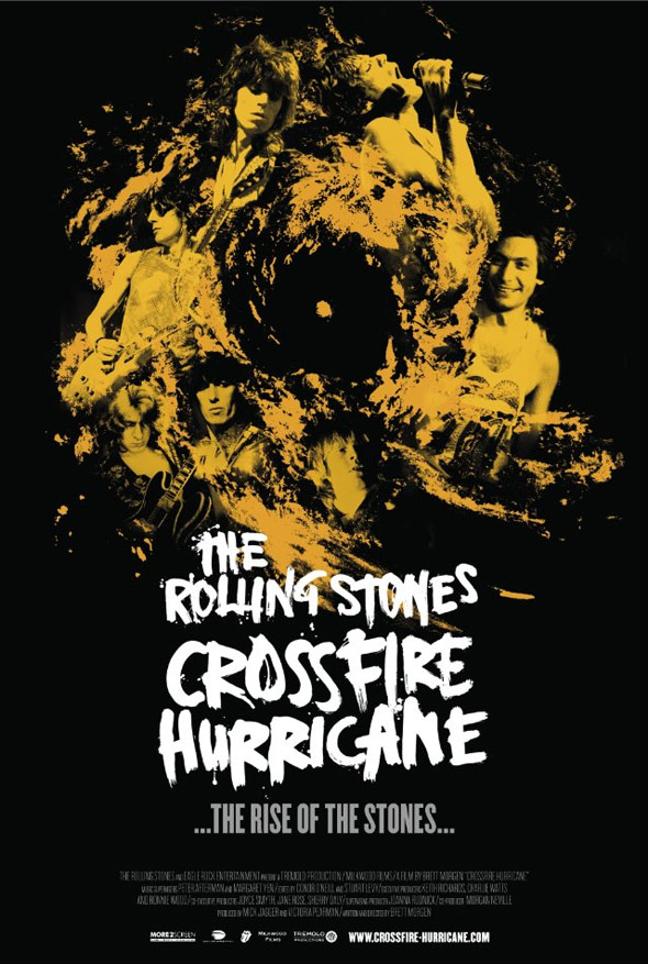 Crossfire Hurricane Poster #1