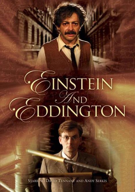 Einstein and Eddington Poster #1