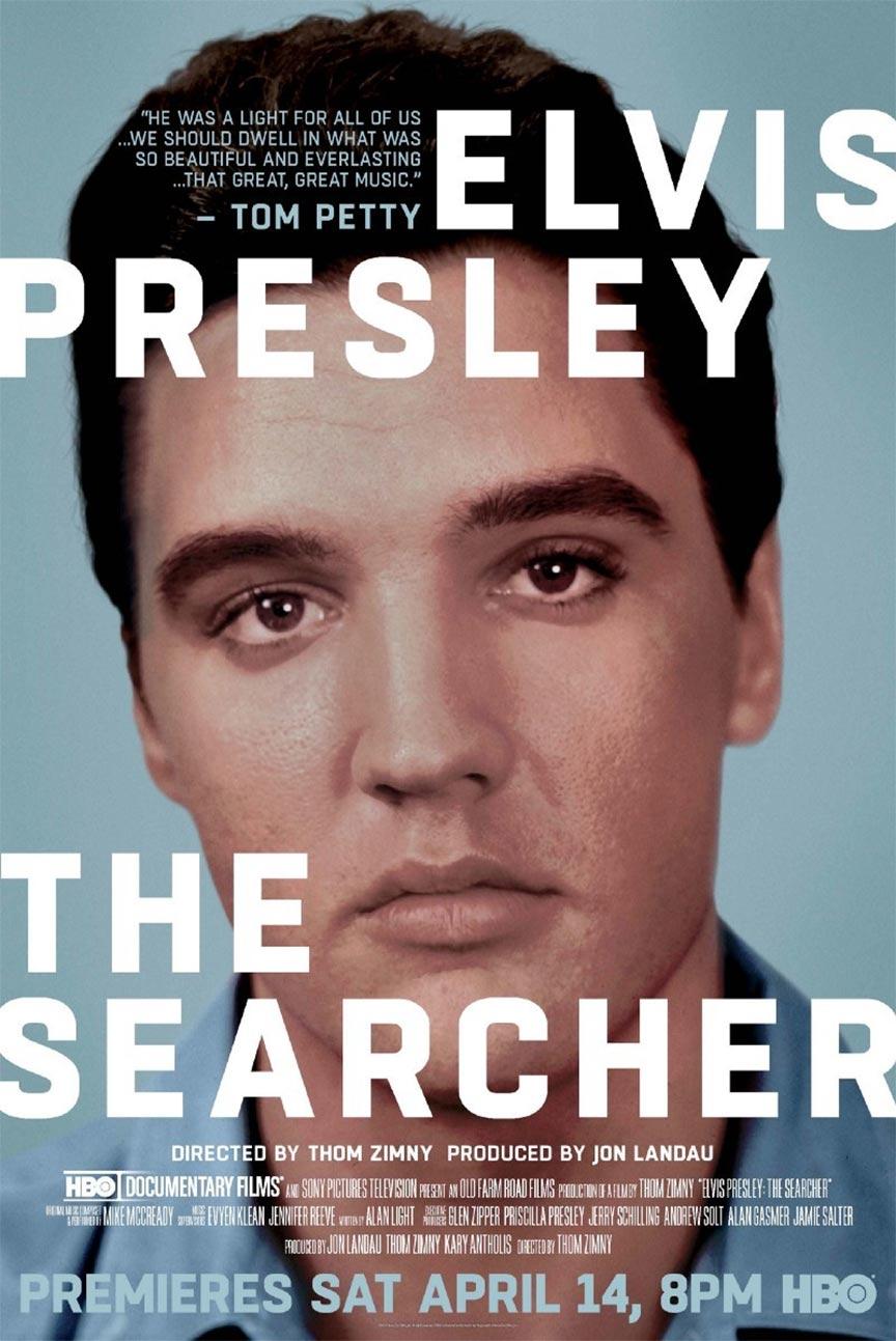 Elvis Presley: The Searcher Poster #1