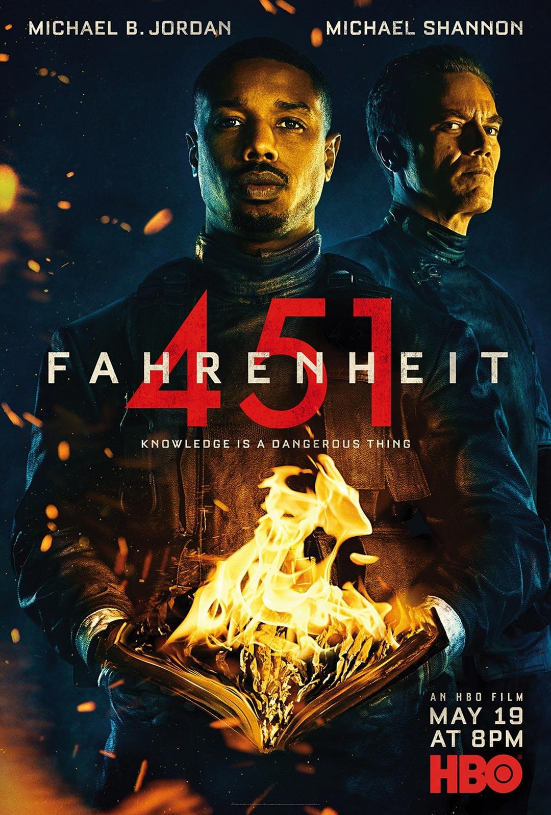Fahrenheit 451 Poster #1
