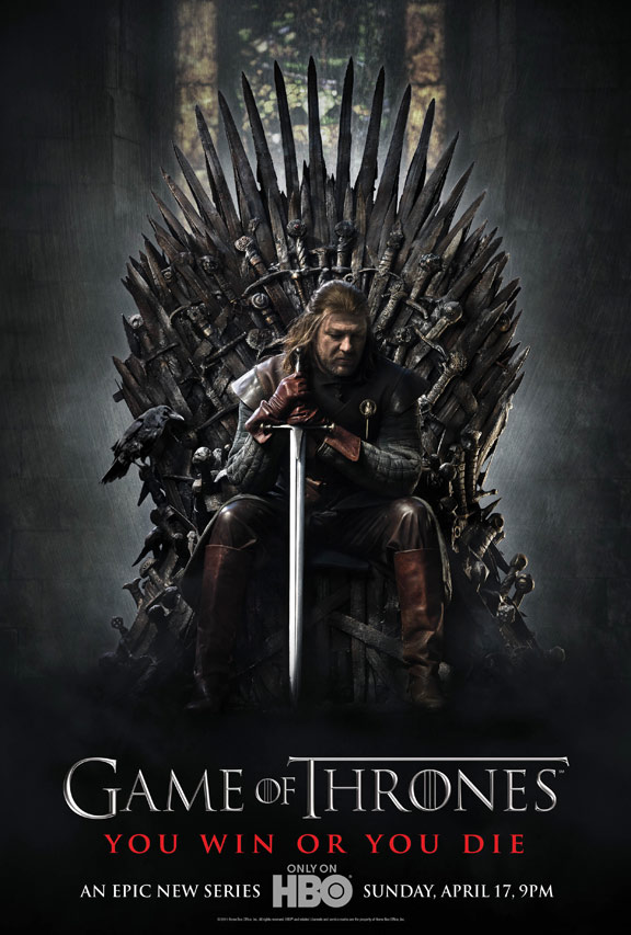 Game of Thrones Poster #1