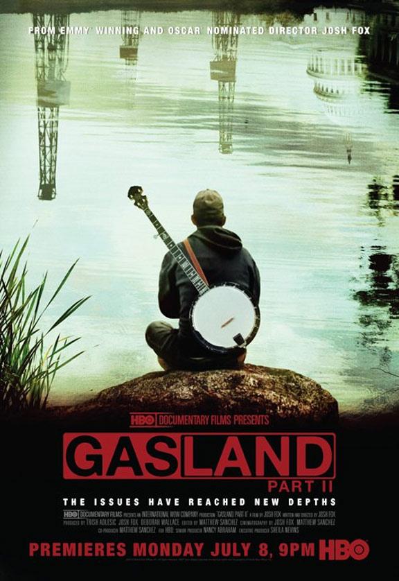Gasland Part II Poster #1
