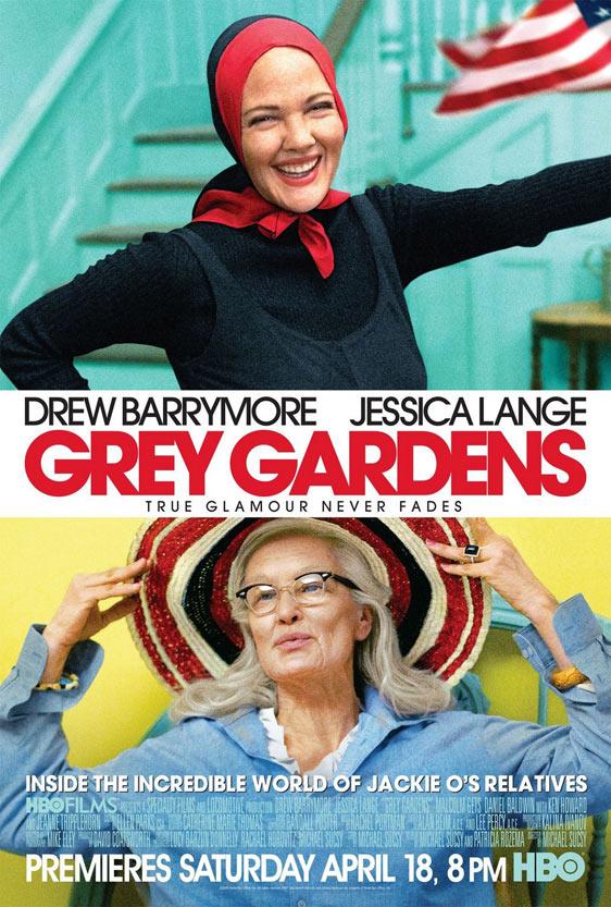 Grey Gardens Poster #1