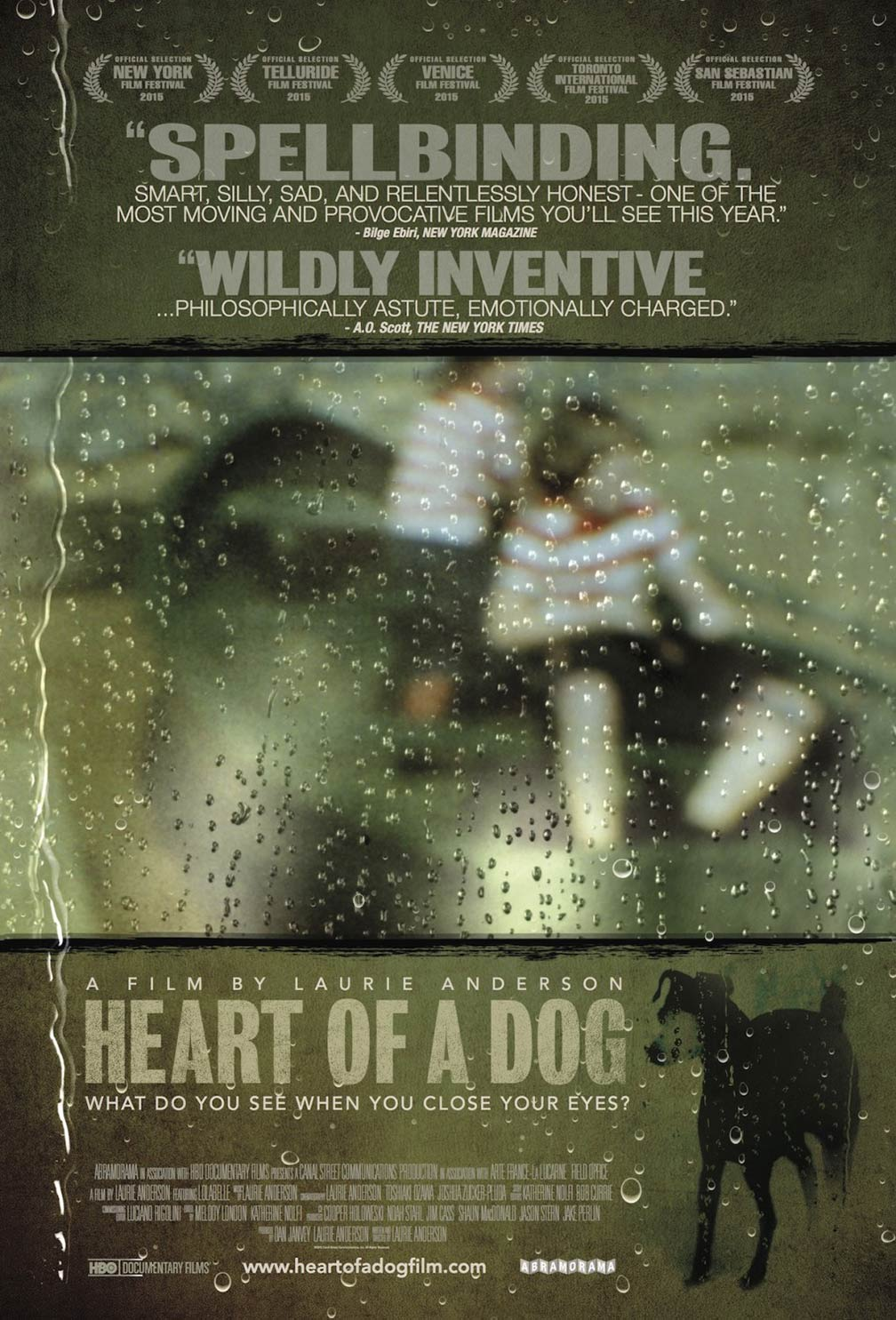 Heart of a Dog Poster #1