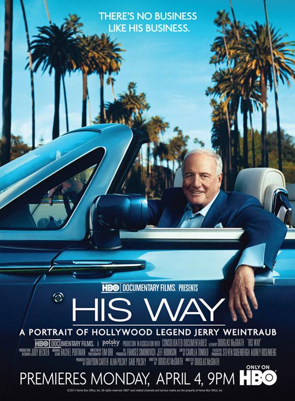 His Way Poster #1