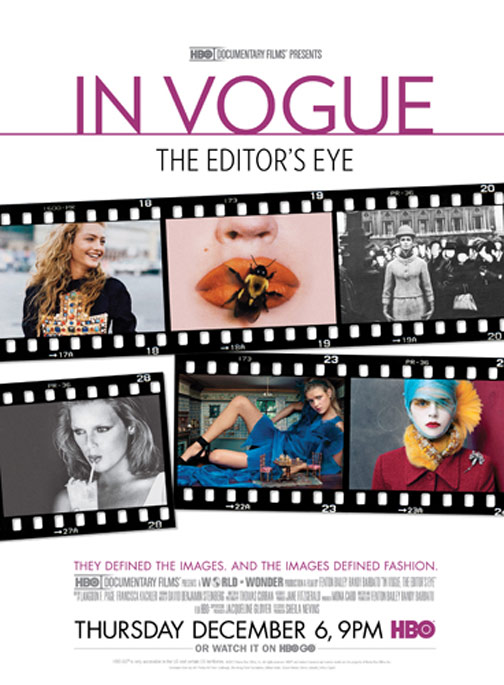 In Vogue: The Editor's Eye Poster #1