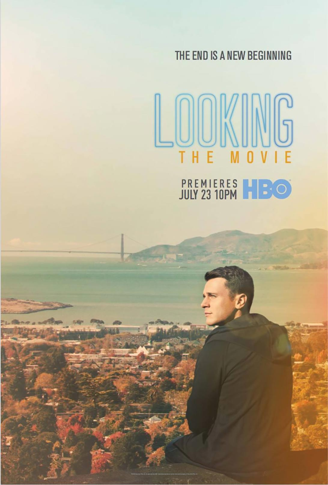 Looking: The Movie Poster #1